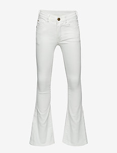 THE NEW FLARED JEANS - BRIGHT WHITE