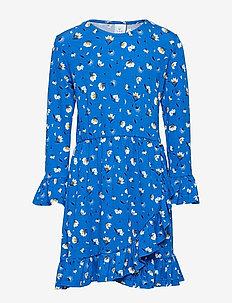 MADALYN L_S DRESS - LIMOGES
