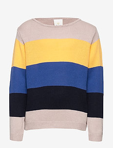 MATINA KNIT PULLOVER - limoges