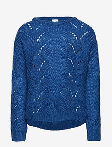 MALA KNIT PULLOVER - LIMOGES