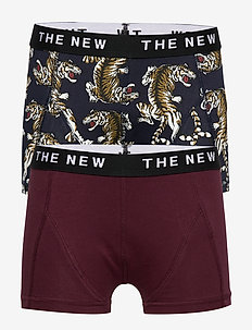 THE NEW BOXERS TIGER 2-PACK - PORT ROYALE