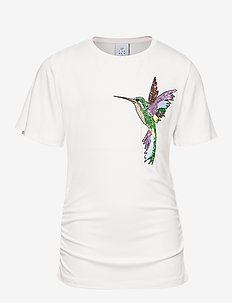 OTELIA TEE - CLOUD DANCER