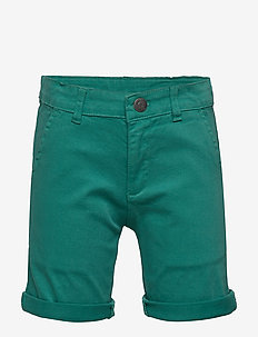GUSTAVO CHINO SHORTS GALAPAGOS GREEN - shorts - galapagos green