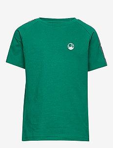 OCONNER S_S TEE - kortermede - galapagos green