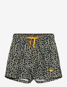 OREO SWIM SHORTS - shorts de bain - vetiver