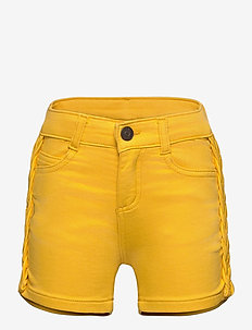 PHILIPPA SHORTS - shorts - maize