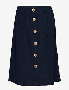 PAM SKIRT - röcke - navy blazer