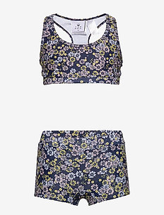 PORINA BIKINI UV50+ - navy blazer