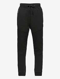 ROZIP SWEATPANTS - verryttelyhousut - dark grey melange