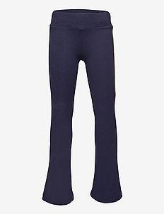 ROSA YOGA PANTS - spodnie - navy blazer