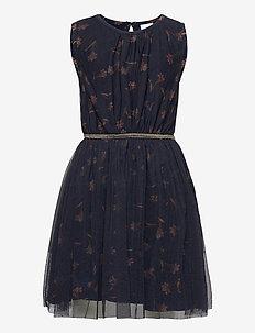 ANNA RAAKEL DRESS - dresses - navy blazer
