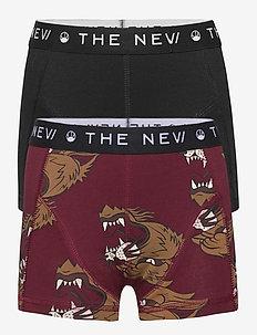 THE NEW BOXERS COL. NAVY BLAZER - nederdelar - navy blazer