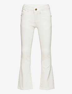 THE NEW FLARED JEANS - jeans - cloud dancer