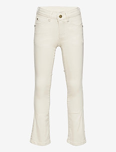 THE NEW FLARED JEANS - jeans - white swan