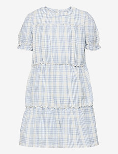 TAMARA DRESS - jurken - brunnera blue
