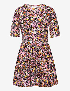 TRY S_S DRESS - kleider - floral aop