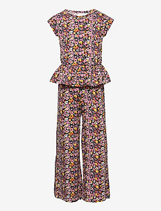 TRY JUMPSUIT - haalarit - floral aop