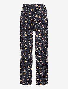 THELMA WIDE PANTS - kleding - floral aop