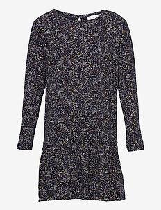 TITUANNA L_S DRESS - jurken - navy blazer
