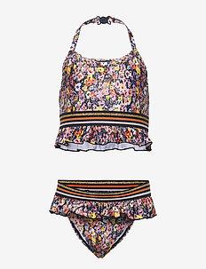 TIKI BIKINI UV50+ - bikinis - floral aop