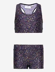TARNI BIKINI UV50+ - bikinier - confetti