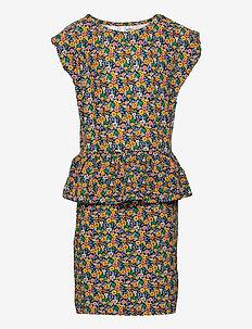 ULLY S_S DRESS - jurken - navy blazer