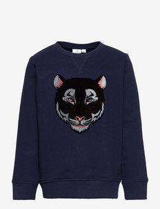 TNVILSON SWEATSHIRT - sweatshirts - navy blazer