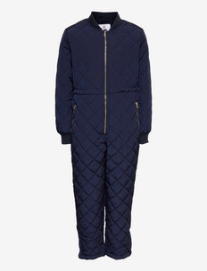 TNMADDY JUMPSUIT SOLID - thermo coveralls - navy blazer