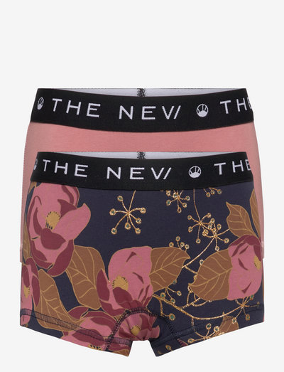 THE NEW HIPSTERS 2-PACK - night & underwear - ash rose