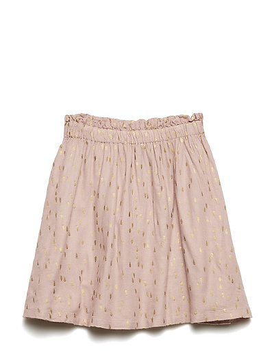 GLORY SKIRT - ADOBE ROSE