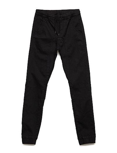 GARRET PANTS - BLACK