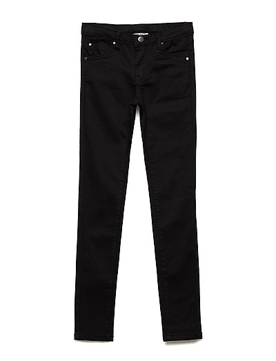 THE NEW SUPER SLIM JEANS NOOS - BLACK