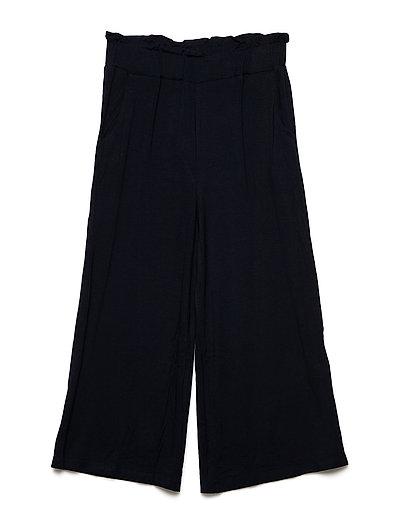 ILLA PANTS - BLACK IRIS