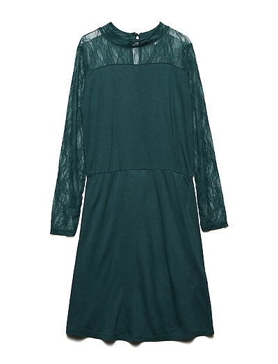 ISOLDE L_S DRESS - JUNE BUG