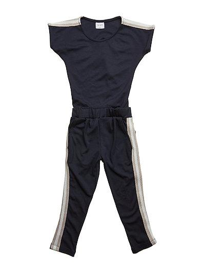 ISMILLA JUMPSUIT - BLACK IRIS