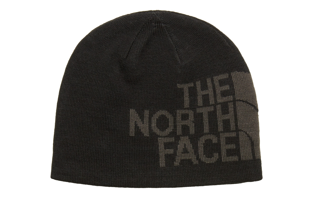 The North Face RVSBL TNF BANNER BNE - TN BLK/GREYLOGO