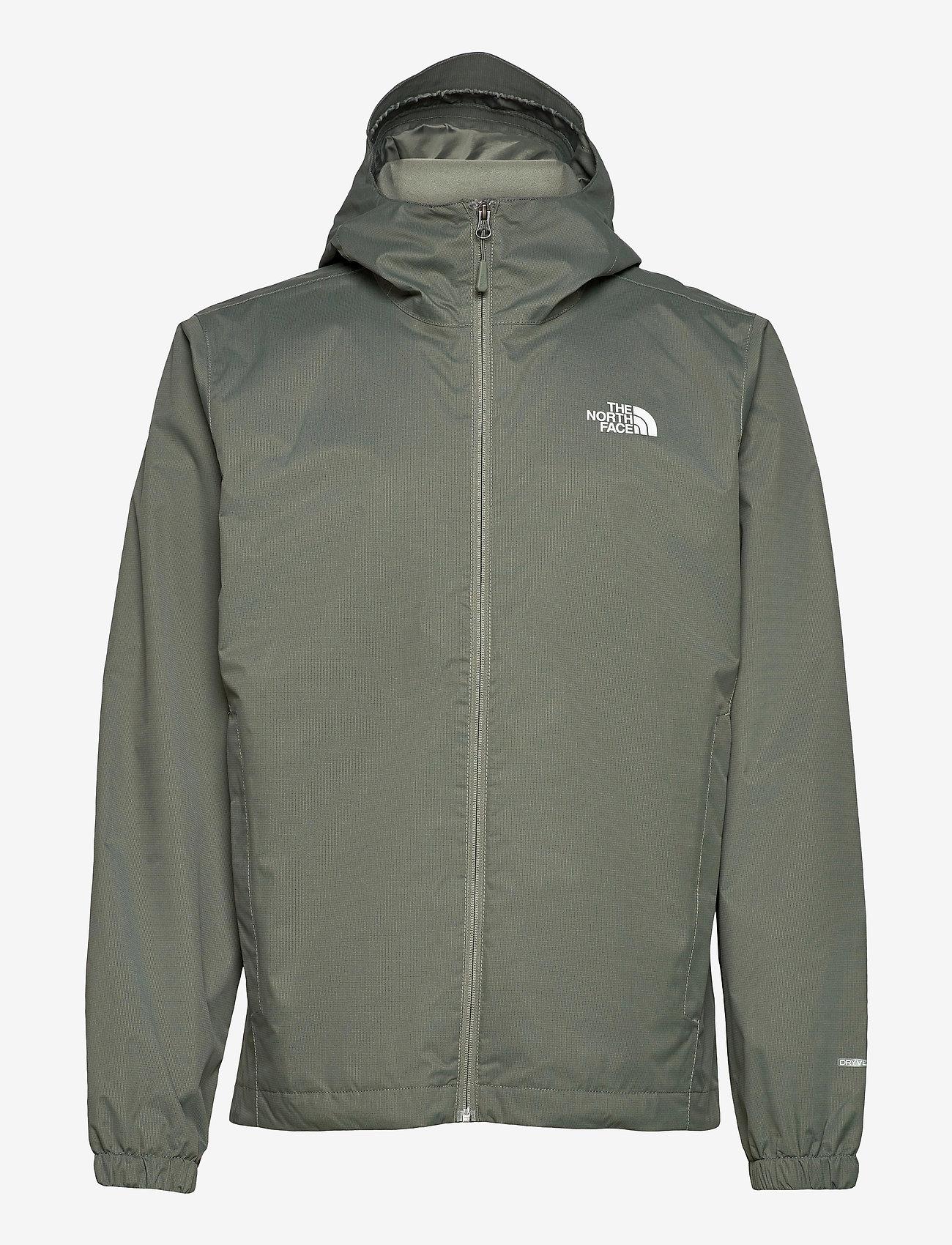 The North Face - M QUEST JACKET - veste sport - agave green black heather - 0