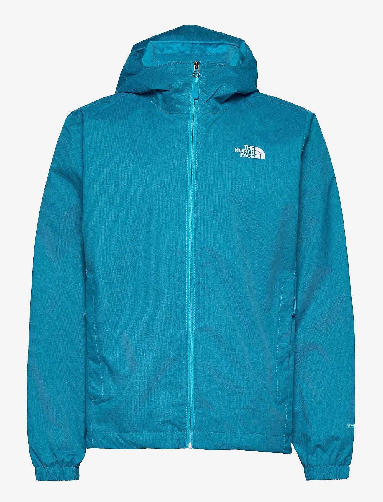 The North Face - M QUEST JACKET - veste sport - meridian blue black heather - 0