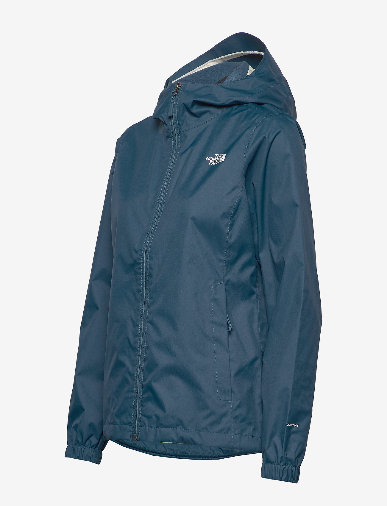 The North Face W QUEST JACKET - Jakker og kåper BLUE WING TEAL - Dameklær Spesialtilbud