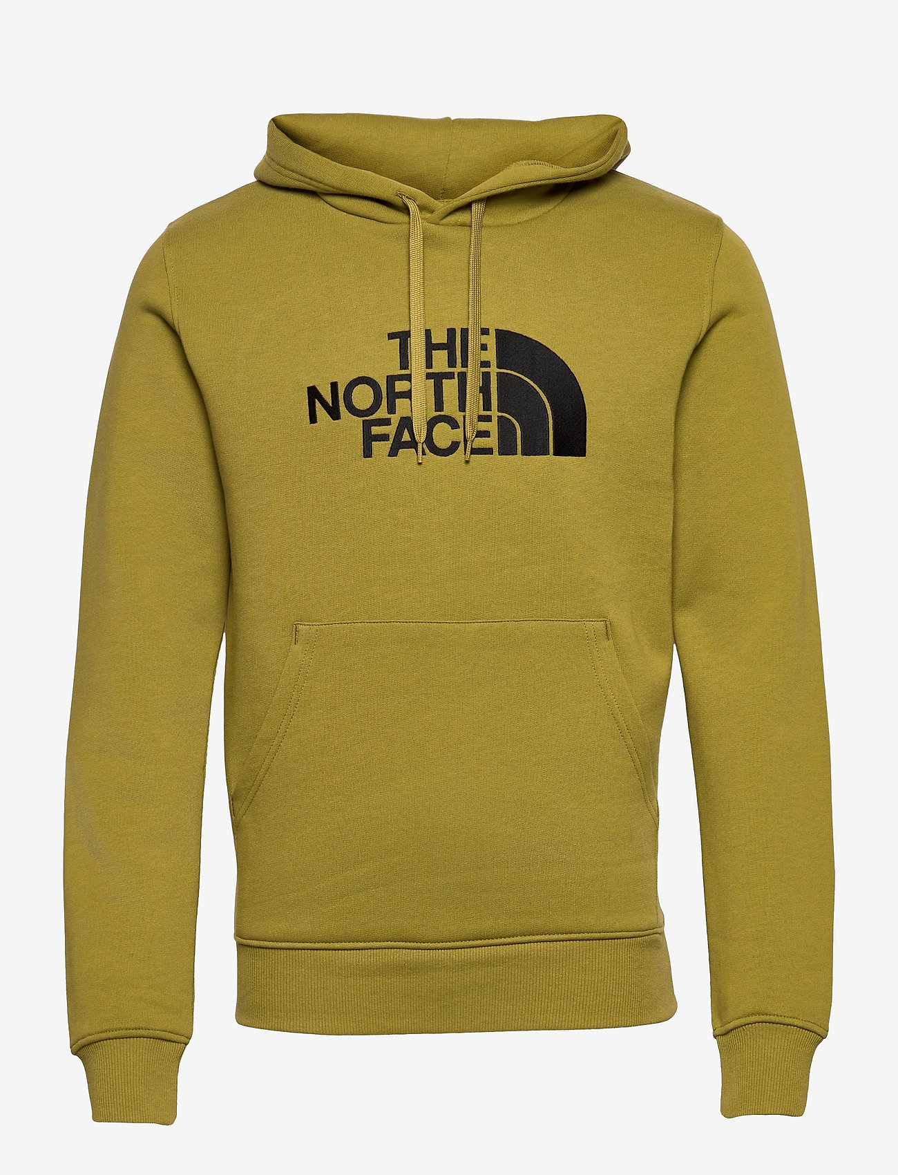 The North Face - M Drew Peak PLV HD - pulls a capuche - green moss - 0