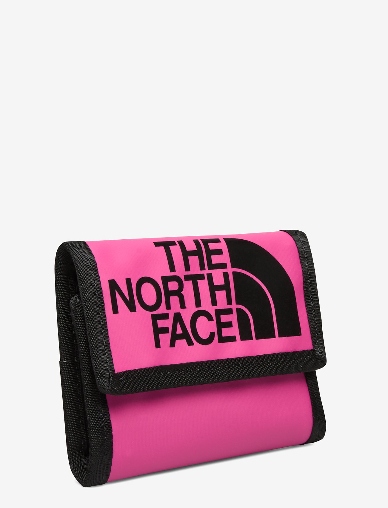 The North Face BASE CAMP WALLET - Portfele MR.PINK/TNFBLCK - Akcesoria