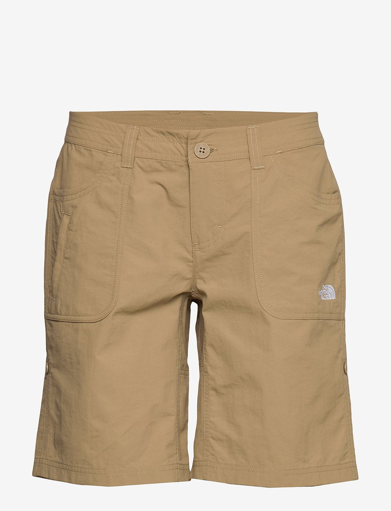 The North Face - W HORIZON SUNNYSIDE - short de randonnée - kelp tan - 0