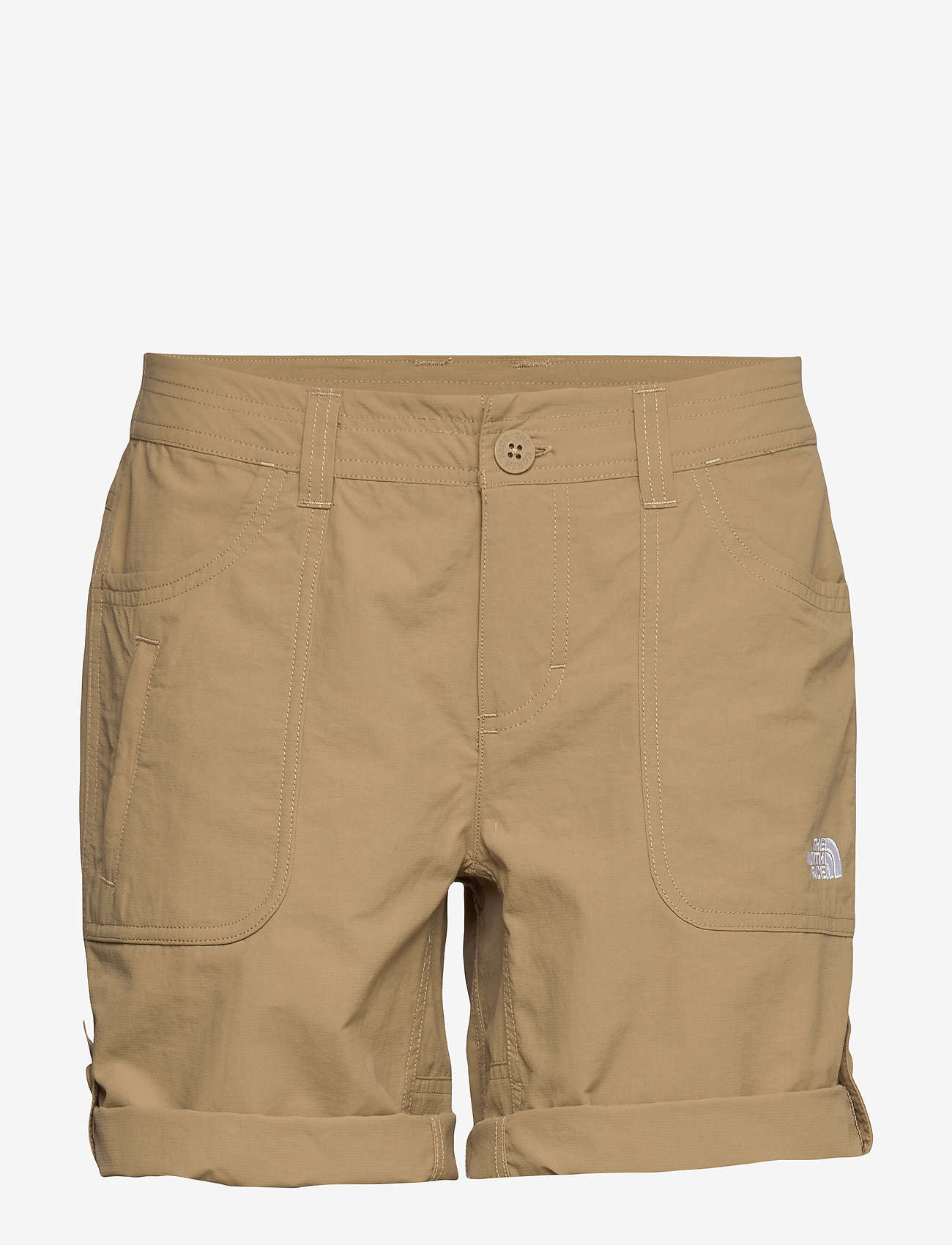 The North Face - W HORIZON SUNNYSIDE - wandel korte broek - kelp tan - 1