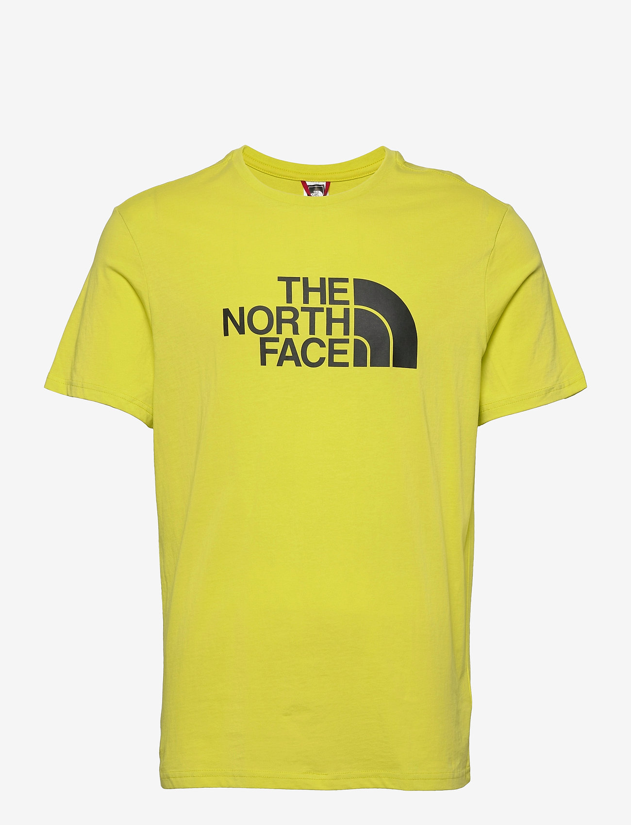 The North Face - M S/S EASY TEE - t-shirts à manches courtes - sulphur spring green - 0