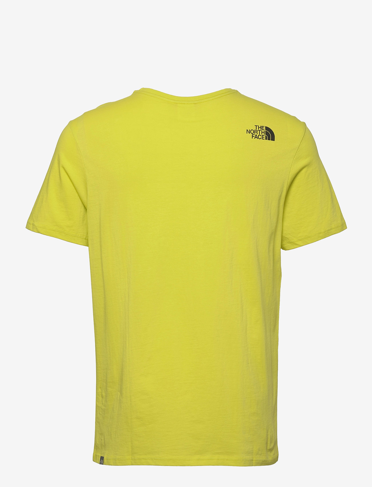 The North Face - M S/S EASY TEE - t-shirts à manches courtes - sulphur spring green - 1