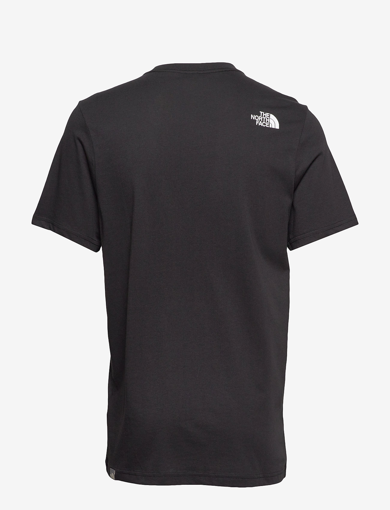 The North Face - M S/S NSE TEE - t-shirts à manches courtes - tnf black - 1