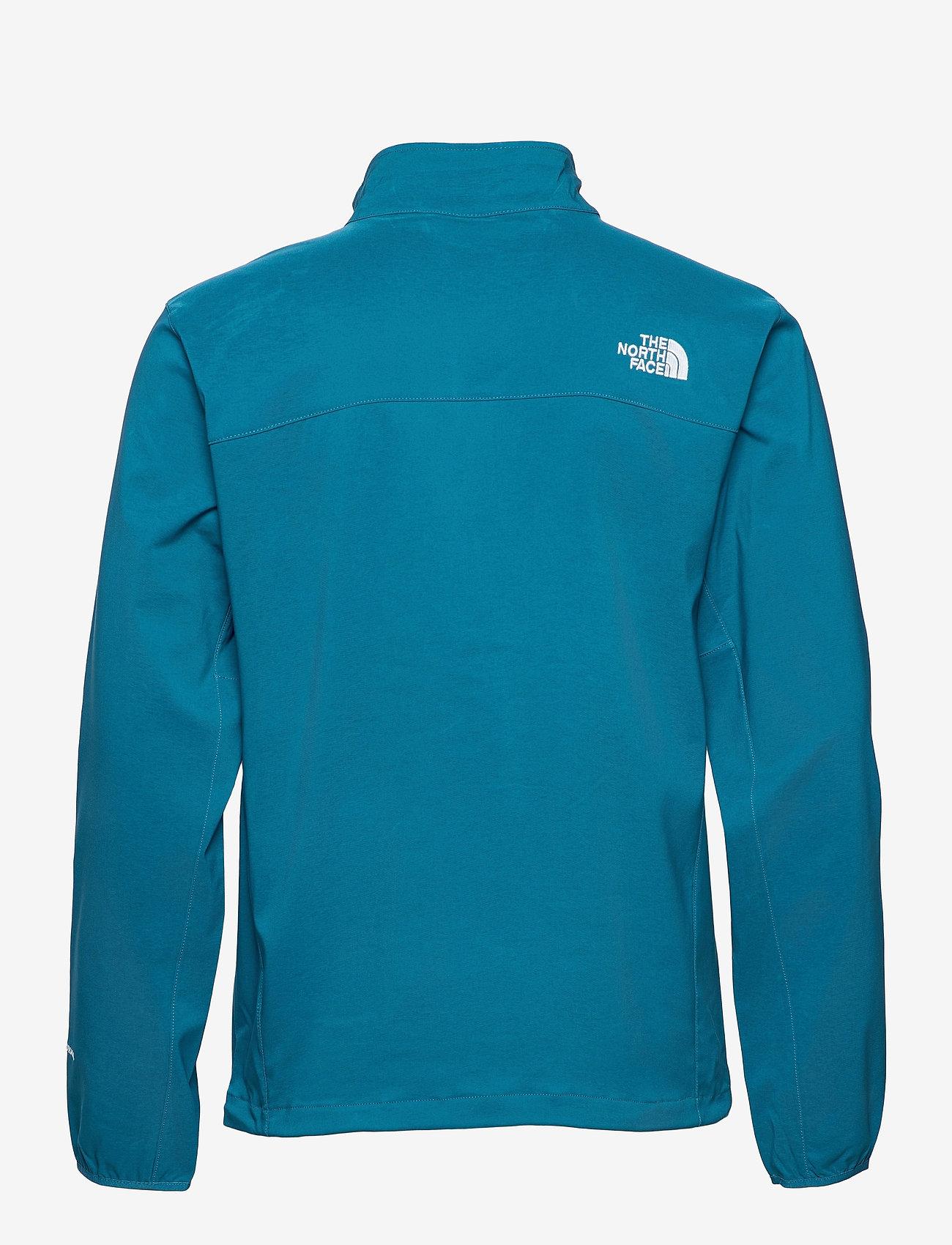 The North Face - M NIMBLE JACKET - vestes d'extérieur et de pluie - moroccan blue - 1