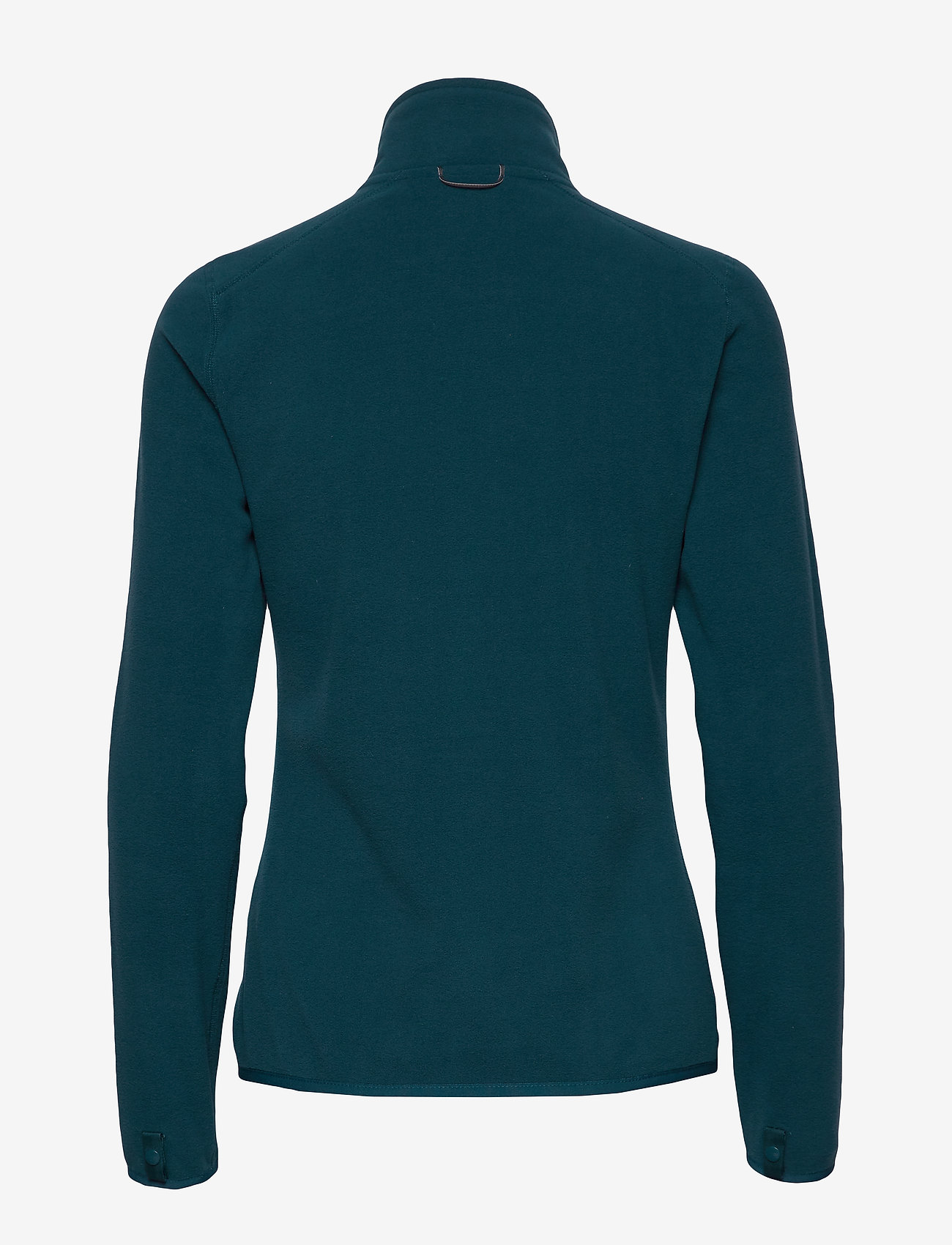 The North Face - W 100 GLACIER FULL ZIP - EU - mellomlag i fleece - blue wing teal - 1