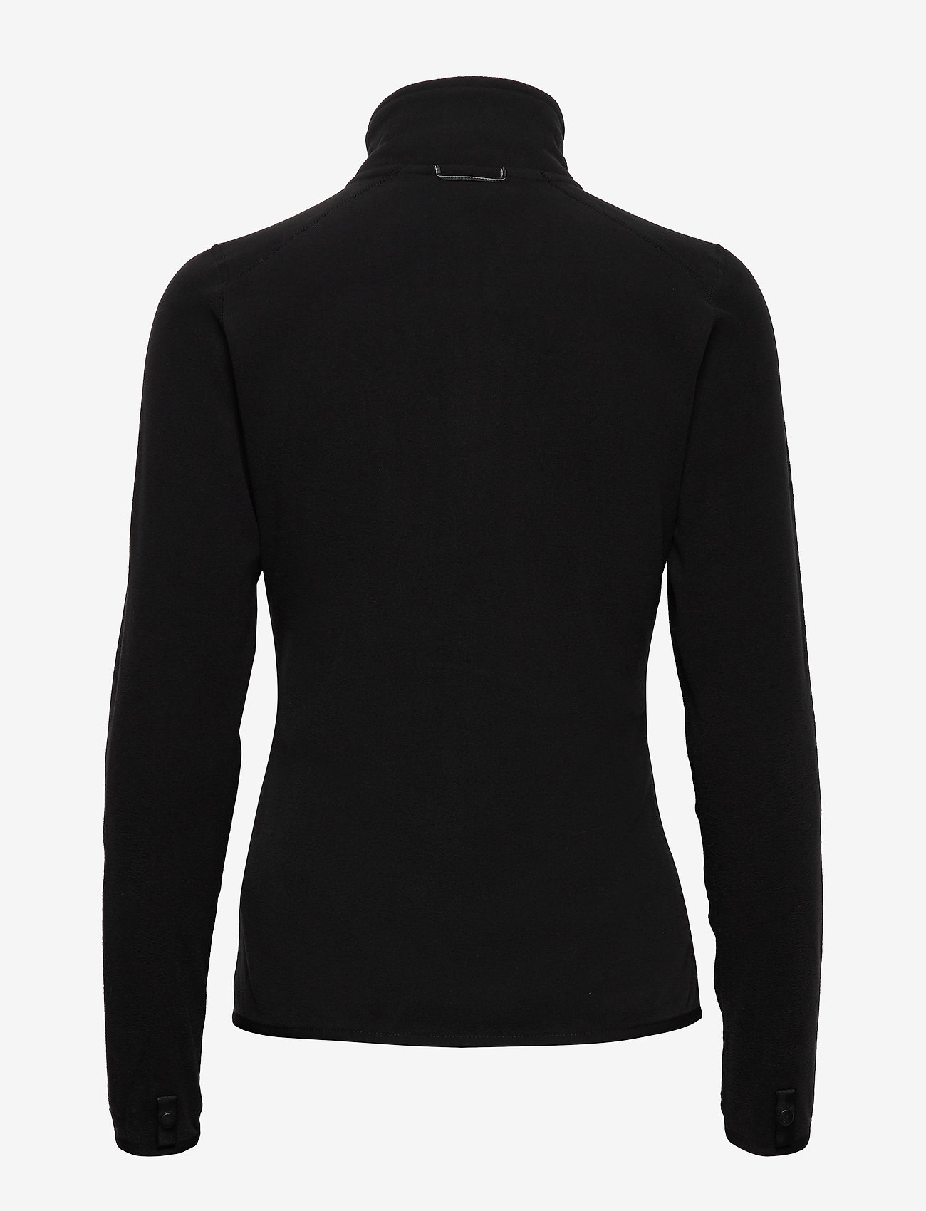 The North Face - W 100 GLACIER FULL ZIP - EU - fleece - tnf black - 1