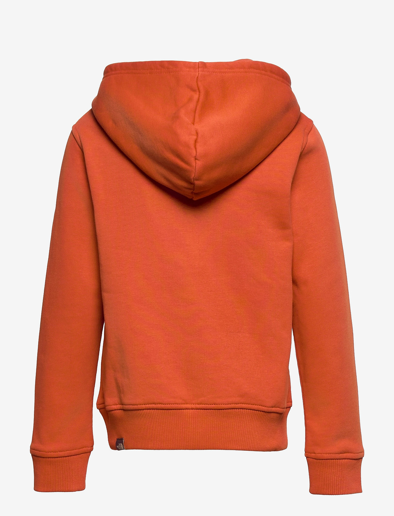 The North Face - Y DREW PEAK P/O HD - hoodies - burnt ochre - 1